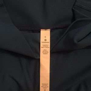 lululemon athletica Pants - Worn only 1 like New,ALIGN leggings by Lululemon🌟